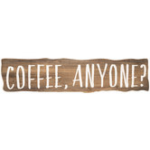 Coffee, Anyone Wood Wall Decor